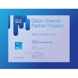 Cerificat CISCO Select Partner